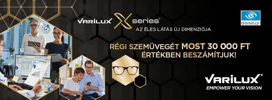 Varilux X Series Szemuveg Beszamitas 30000 Kertvaros Diszkont Optika ... 4790aeae97