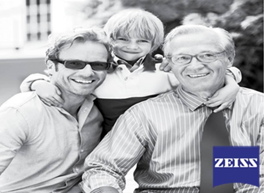 ZEISS synchrony PhotoFusion fényre sötétedő szemüveg  1c46f4f719