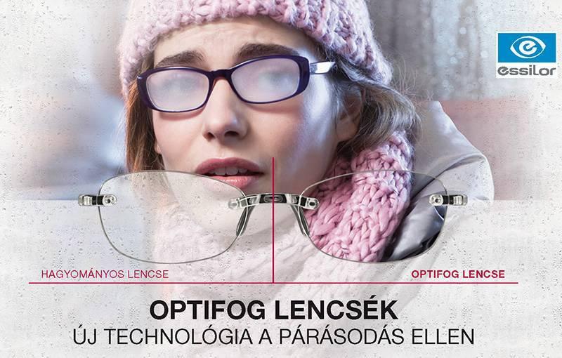 OptiFog - Páramentes, tiszta látásélmény