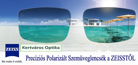 ZEISS polarizaltlencse Kertvaros Optika  9bce5be283